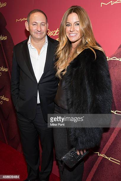 John Demsey and Kelly Killoren Bensimon attend Indochine's 30th Anniversary Party at Indochine on November 7, 2014 in New York City.