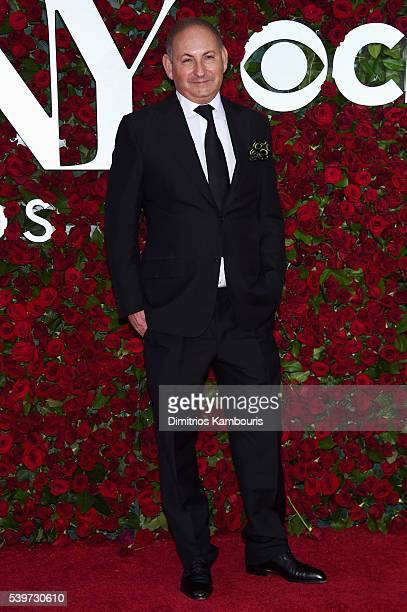 John Demsey attends the 70th Annual Tony Awards at The Beacon Theatre on June 12 2016 in New York City