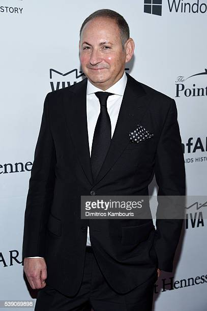 John Demsey attends the 7th Annual amfAR Inspiration Gala at Skylight at Moynihan Station on June 9 2016 in New York City