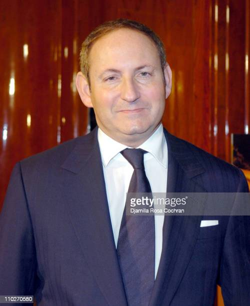 John Demsey during Tom Ford Estee Lauder SAKS Launch at SAKS Fifth Avenue in New York City New York United States