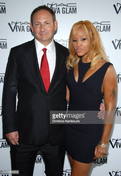 John Demsey M·A·C Cosmetics Global President and Chairman of the M·A·C AIDS Fund and Eve