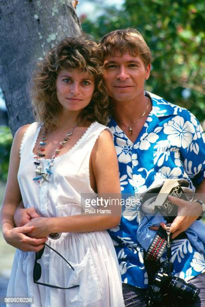 John Denver and Australian actress Cassandra Delaney who he married in 1988 they appeared on the Bob Hope TV special called ' Bob Hopes Tropical...