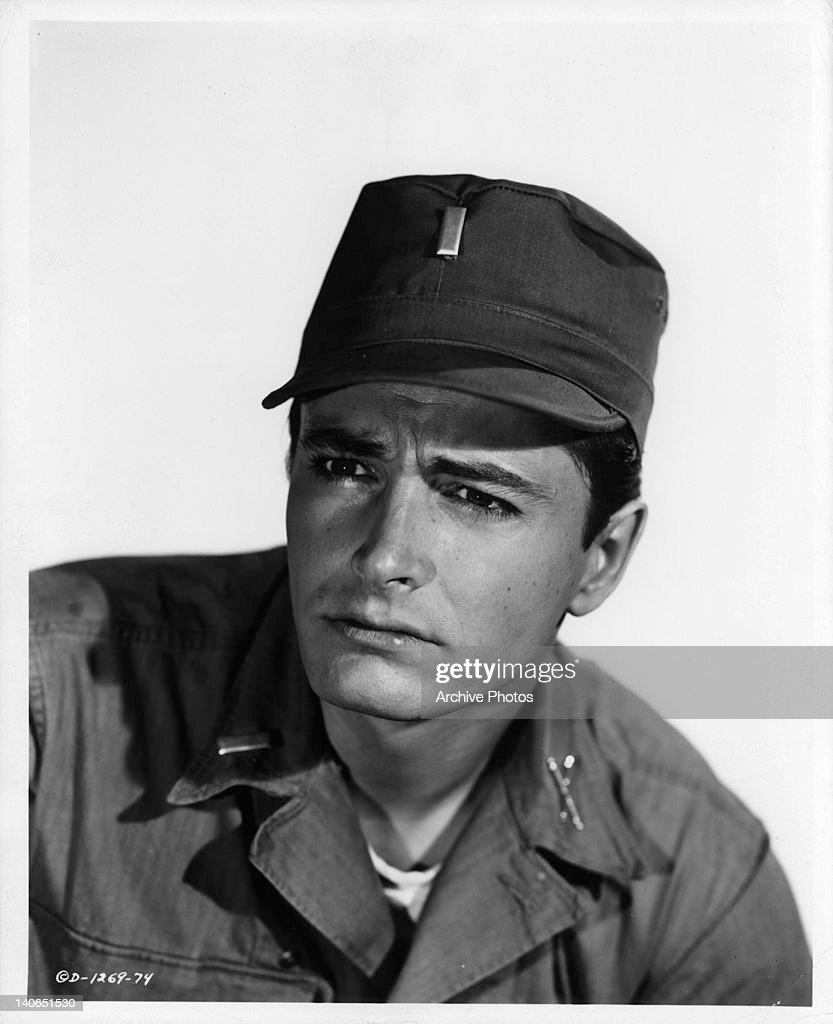 John Derek In 'Mission Over Korea' : News Photo