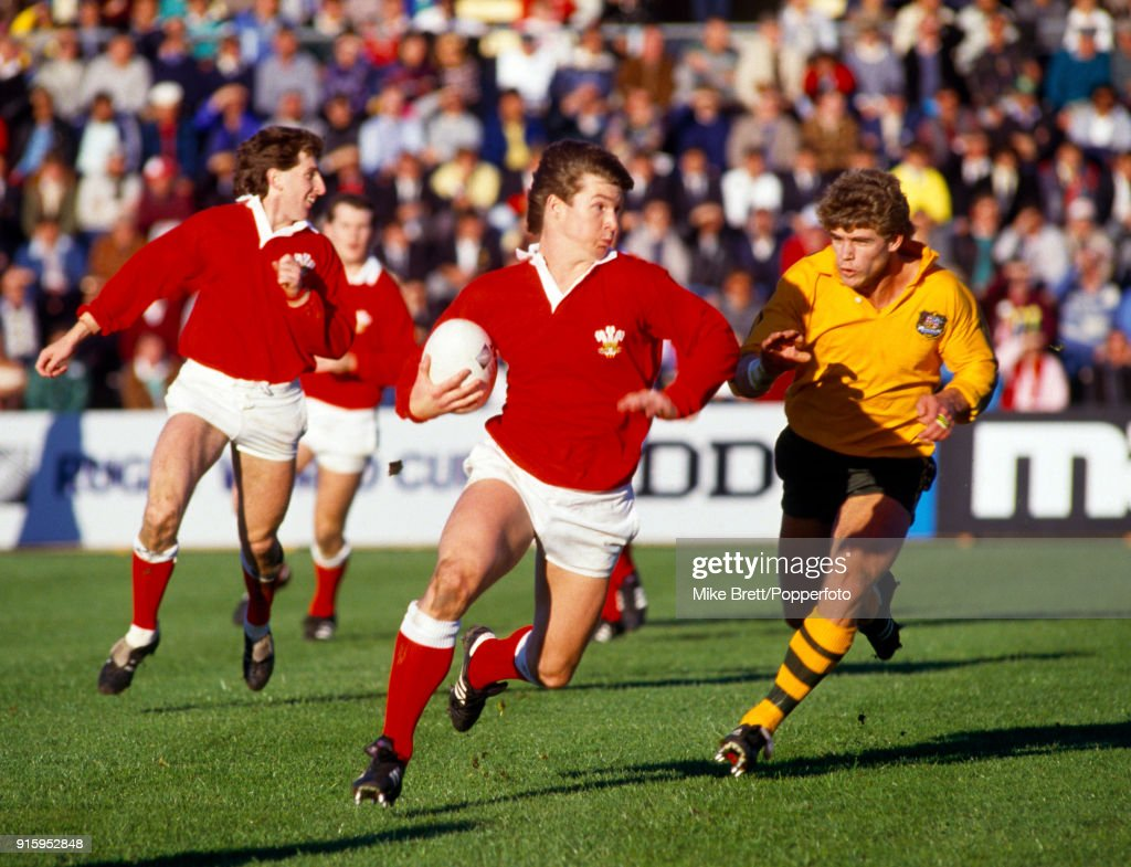 Rugby Union World Cup - Australia v Wales : News Photo