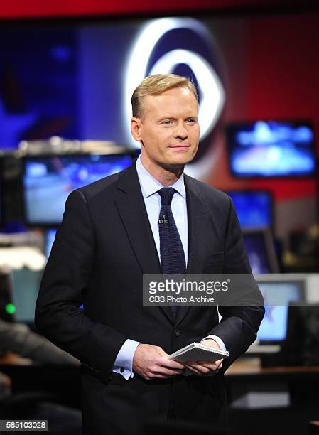 John Dickerson, CBS News Political Director at CBS Evening News Anchor and Managing Editor Scott Pelley with 2012 Election Coverage from New York on...