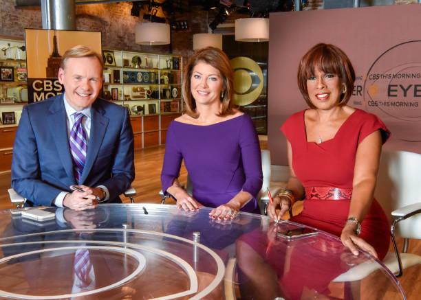 NY: CBS This Morning - 2018