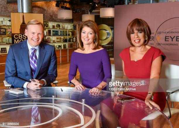 John Dickerson Norah O'Donnell and Gayle King