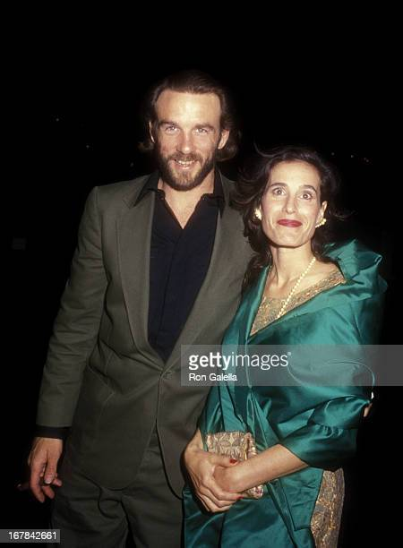 John Diehl attends NBC TV Affiliates Party on May 12, 1985 at the Century Plaza Hotle in Century City, California.