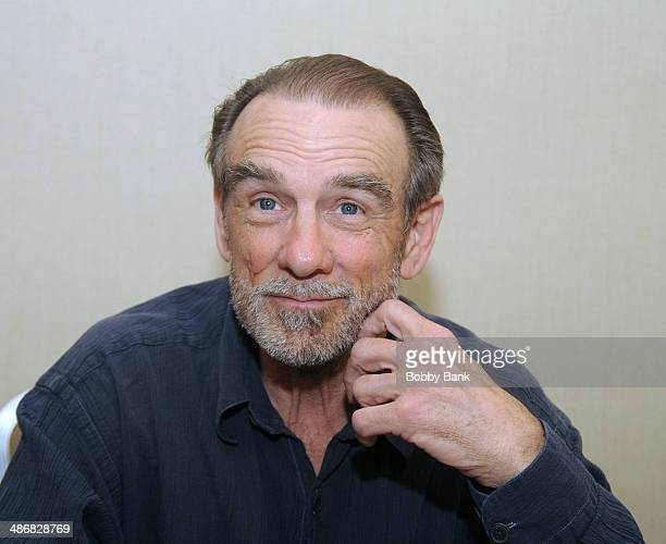 John Diehl attends the 2014 Chiller Theatre Expo at the Sheraton Parsippany Hotel on April 25, 2014 in Parsippany, New Jersey.