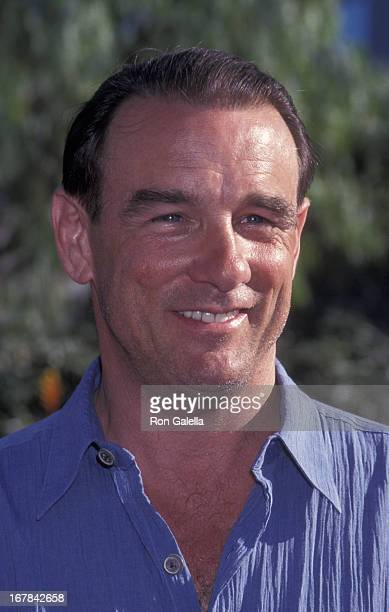 """John Diehl attends the world premiere of """"Jurassic Park III"""" on July 16, 2001 at the Universal Ampitheater in Universal City, California."""