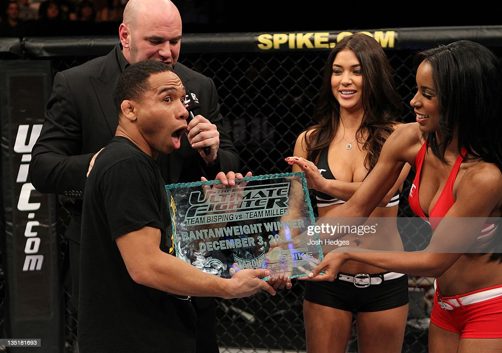 The Ultimate Fighter 14 Finale : News Photo