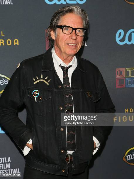 John Doe attends the 2018 Downtown Los Angeles Film Festival - 'All Creatures Here Below' 'Original Sin' And Perception' Press line held at Regal LA...