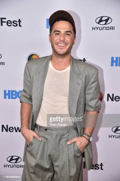 """John Duff attends """"Cubby"""" - NewFest Film Festival at SVA Theater on October 25, 2019 in New York City."""