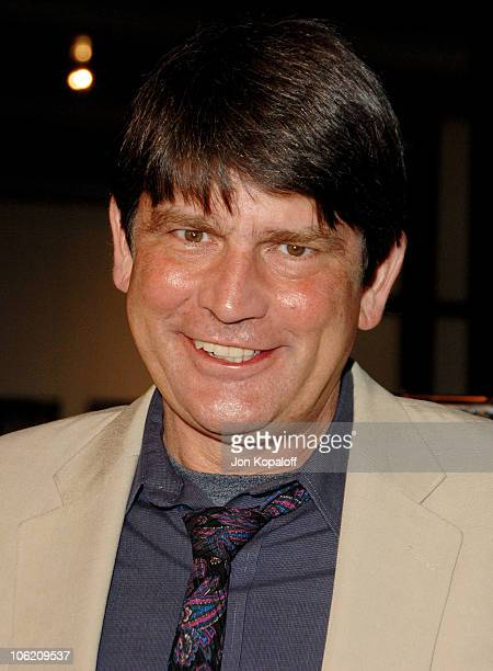 John Dunbar Adrian's Dad during Shot In the Dark Los Angeles Premiere Arrivals at Director's Guild of America in Los Angeles California United States