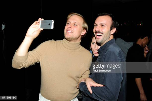 John Early attends TBS hosts the Season 2 Premiere of 'Search Party' at Public Hotel on November 8 2017 in New York City