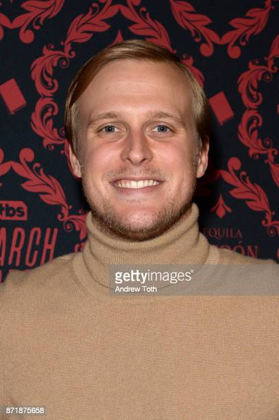 John Early attends the season 2 premiere of 'Search Party' at Public Arts at Public on November 8 2017 in New York City
