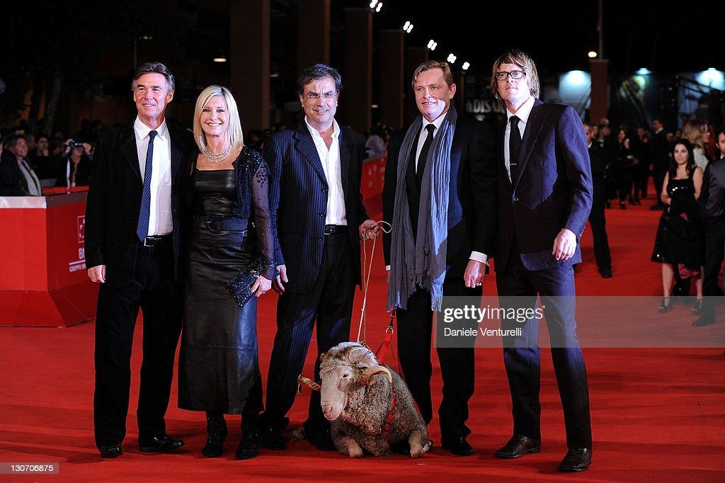 The 6th International Rome Film Festival - 'A Few Best Men' Premiere