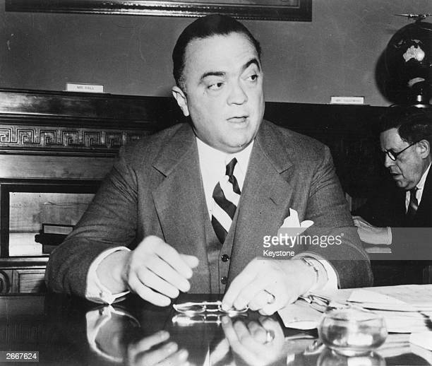 John Edgar Hoover American criminologist and government official