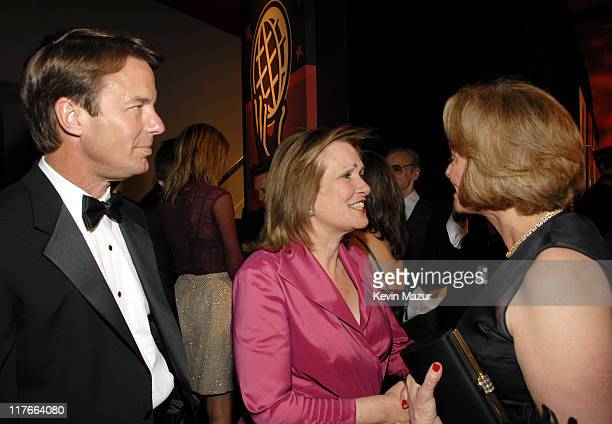 John Edwards Elizabeth Edwards and Ann Moore Chairman and CEO TIME Inc