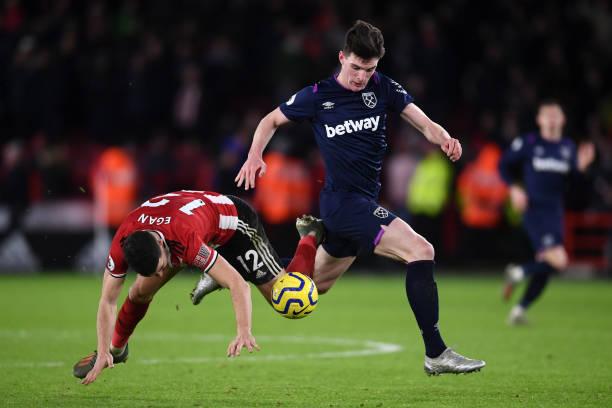 Sheffield United v West Ham United - Premier League