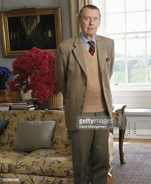 John Egerton 6th Duke of Sutherland circa 1990
