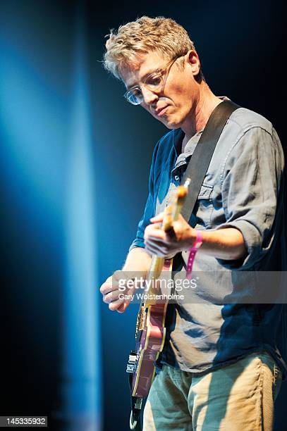 John Engle of Codeine performs on stage during ATP Festival at Alexandra Palace on May 26 2012 in London United Kingdom