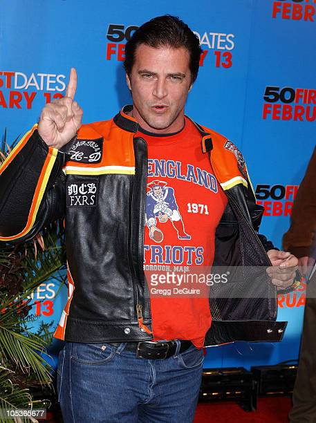 John Enos during '50 First Dates' Premiere at Mann Village Theatre in Westwood California United States