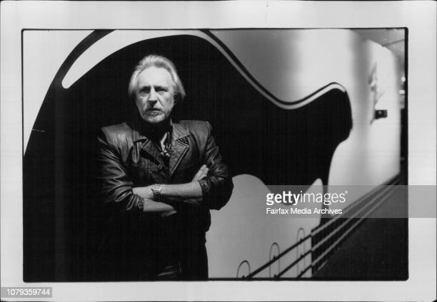 John Entwistle bass guitarist for legend rock band The WhoHe is in Australia for the Australian international music show at Darling Harbour September...