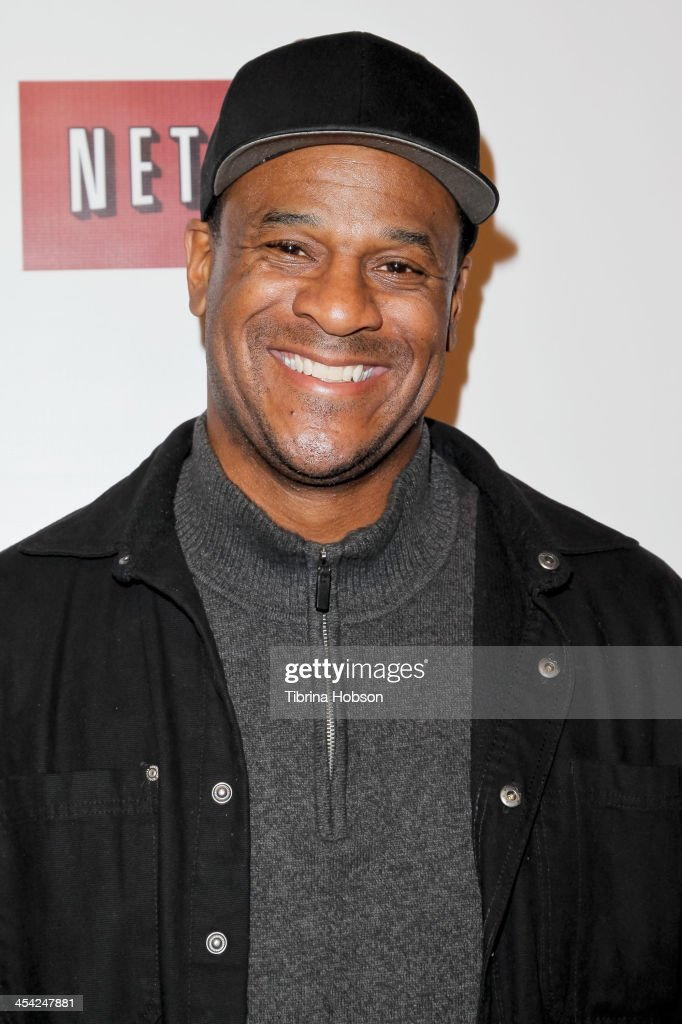John Eric Bentley attends the DreamWorks Animation's 'Turbo FAST' premiere at 'The Lot' on December 7, 2013 in West Hollywood, California.
