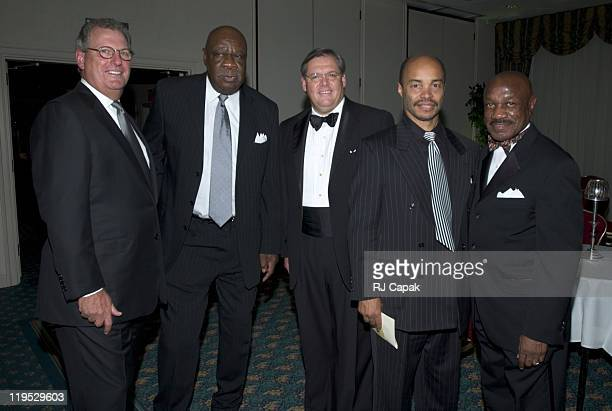 John Esposito Dinner Chair President CEO Schieffelin Company Cal Ramsey Frank Comerford President WNBC TV New York Jeff Burns Johnson Publishing and...