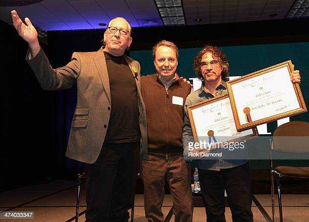 John Esposito President/CEO of Warner Music Nashville Jody Williams Vice President Writer/Publisher Relations Nashville and Rock Roll Hall of Fame...