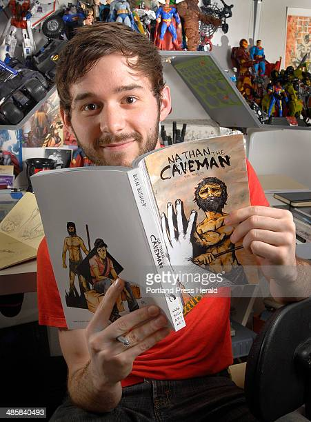 Thursday May 8 2008 Local illustrator and comic book writer Ben Bishop has just selfpublished a book called Nathan the Caveman which he created in...