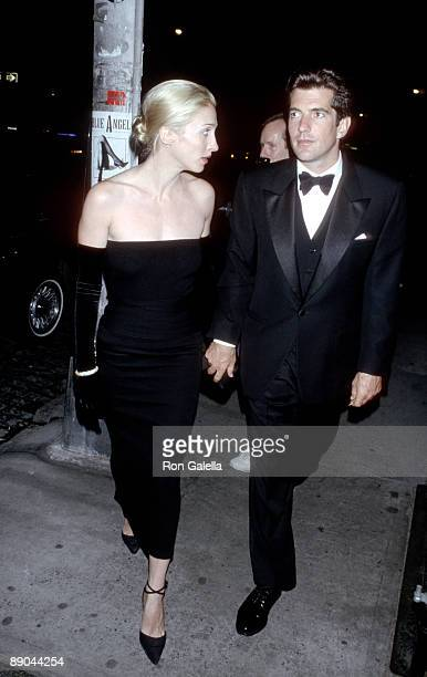 John F Kennedy Jr Carolyn Bessette
