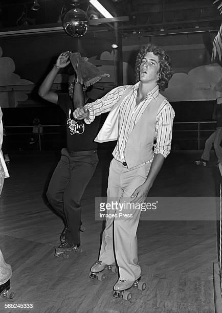 John F Kennedy Jr circa 1970s in New York City
