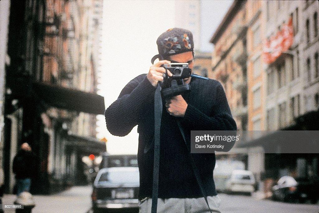 John F Kennedy Jr In New York News Photo
