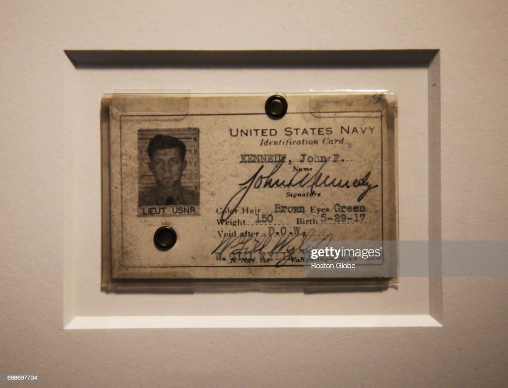 df5932aa524 JFK 100 - Milestones   Mementos Exhibit At JFK Presidential Library   News  Photo