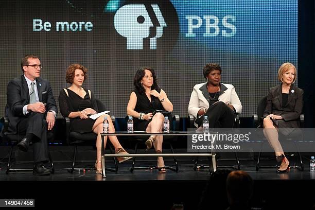 John F Wilson Senior Vice President and Chief TV Programming Executive Raney Aronson Series Senior Producer Maria Hinojosa Need to Know Gwen Ifill...