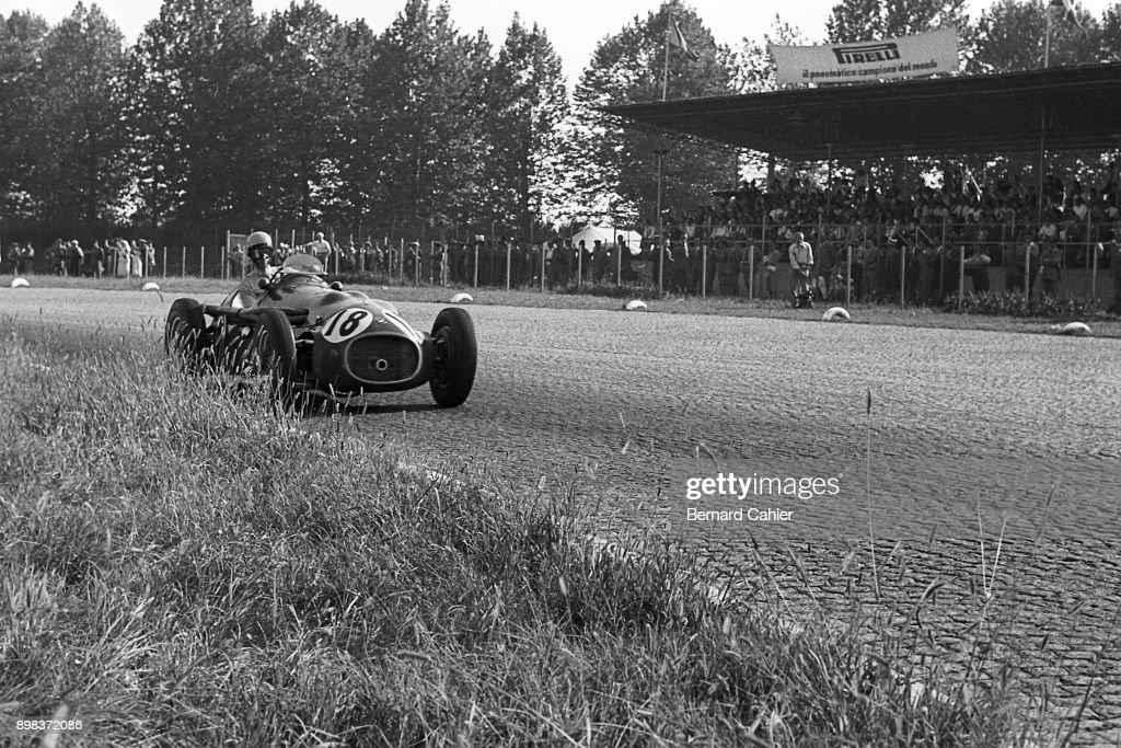 John Fitch, Grand Prix Of Italy : ニュース写真