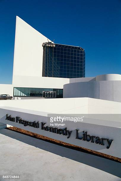 John Fitzgerald Kennedy Library conserves the official documents and correspondance of John F Kennedy President of the United States from 1961 to...