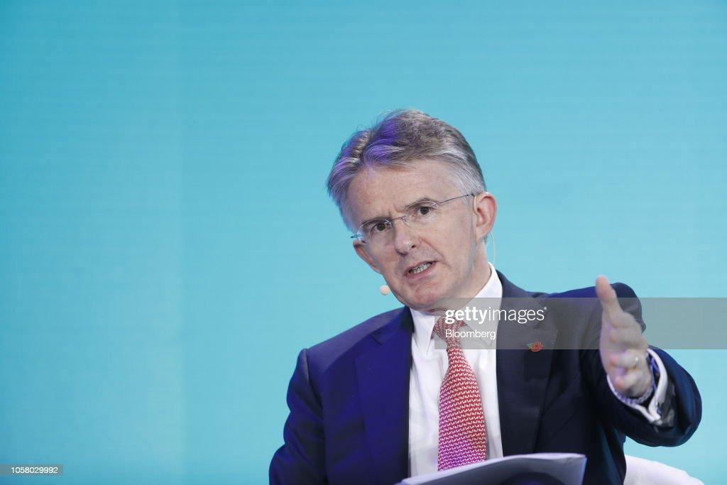 John Flint, chief executive officer of HSBC Holdings Plc