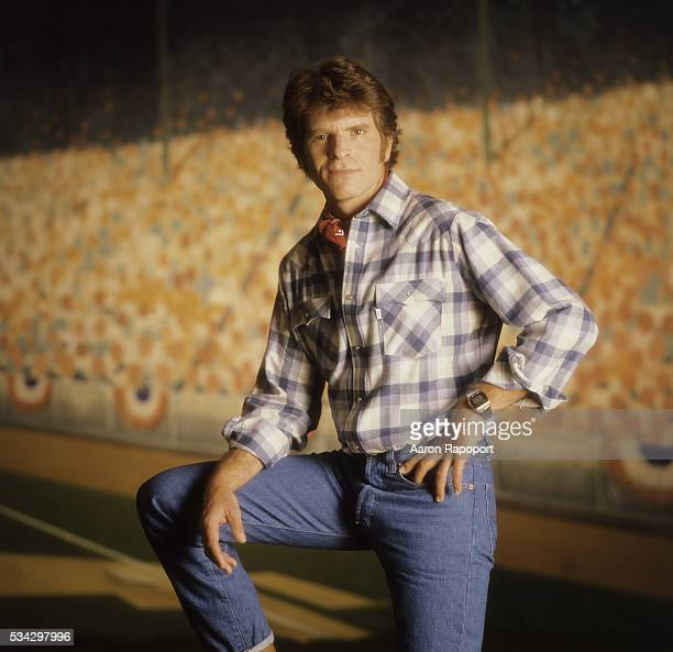 John Fogerty in publicity shot for his song Centerfield