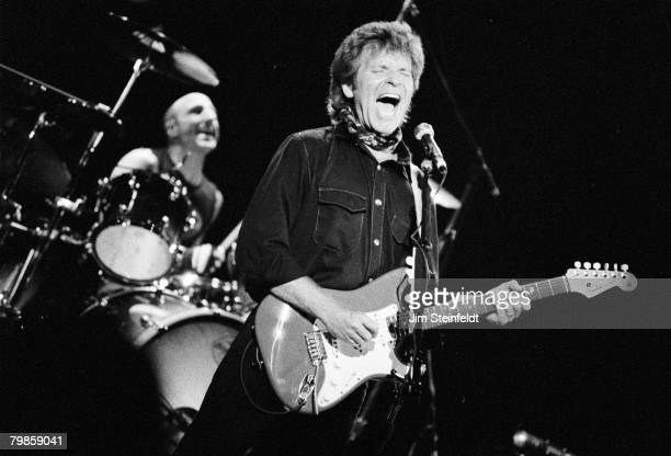 John Fogerty performs at the House of Blues in Los Angeles California on May 23 1997 Kenny Aronoff John Fogerty