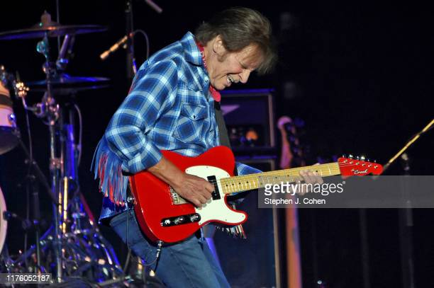 John Fogerty performs during the 2019 Bourbon Beyond Music Festival at Highland Ground on September 20 2019 in Louisville Kentucky