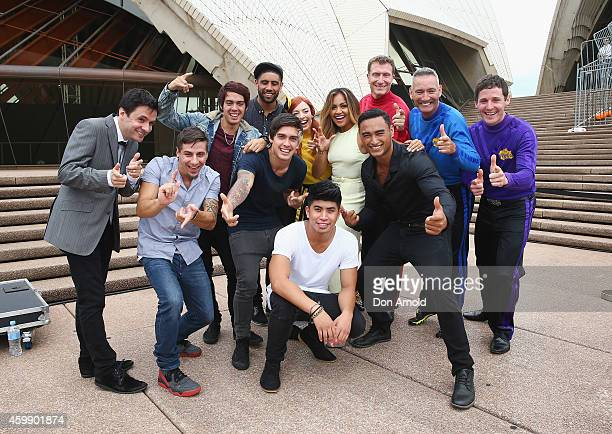 wiggles members dating Wiggles are the first group to have their hand prints purple wiggle lachy gillespie pops the question to yellow purple and yellow wiggles dating.