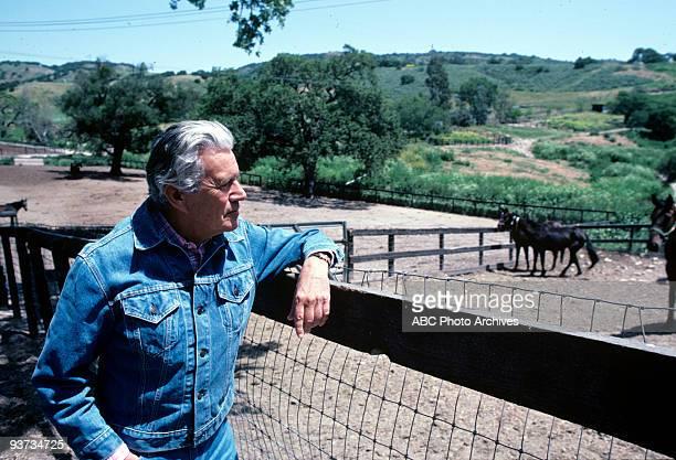 DYNASTY 'John Forsythe Layout' 1984 John Forsythe