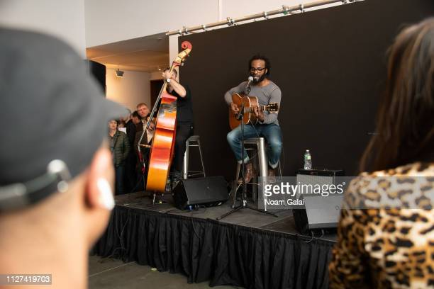 John Forte performs at The OG Experience by HBO at Studio 525 on February 23 2019 in New York City