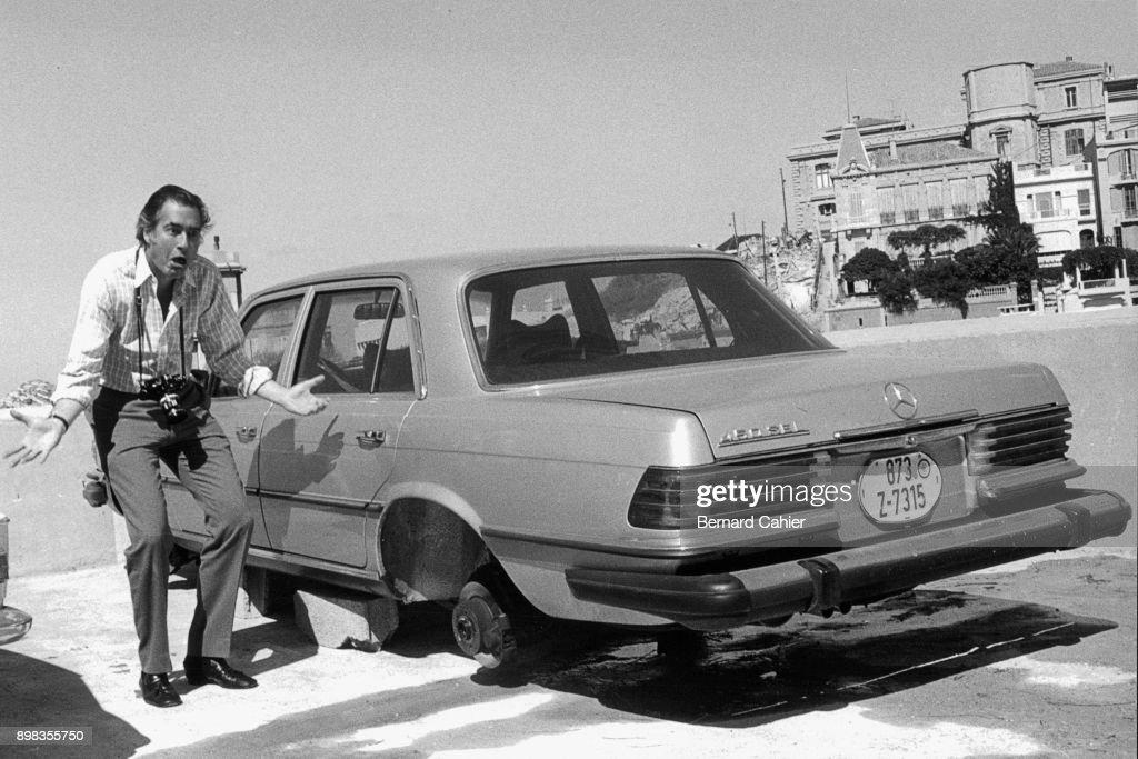 John Frankenheimer, Marseille : Photo d'actualité