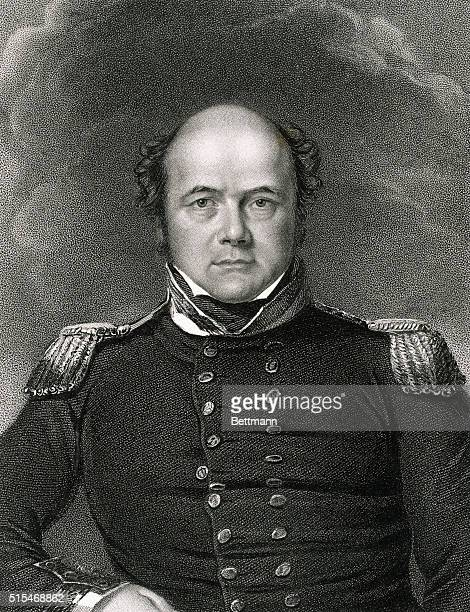 John Franklin English Rear admiral who died along with the rest of his expedition searching for the Northwest Passage