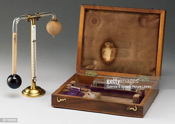 John Frederic Daniell was a Professor of Chemistry at King's College, London when he invented a new type of hygrometer - an instrument for measuring...
