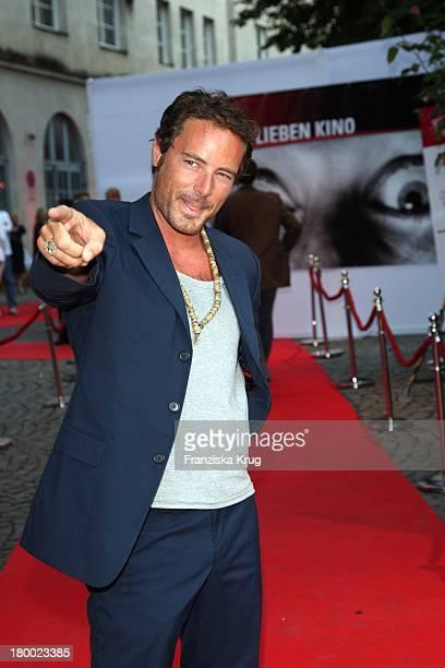 John Friedmann Bei Wir Lieben Kino Director'S Cut Party Auf Der Praterinsel In München Am 210608